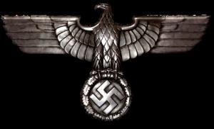 Águila nacionalsocialista