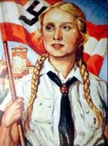 El lugar de la mujer en el III Reich