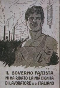 Trabajador fascista