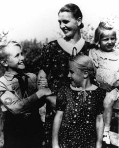 Familia alemana