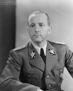 Nazi Press Chief Otto Dietrich