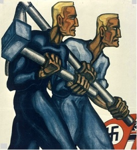 De burgueses, rojos y nazis