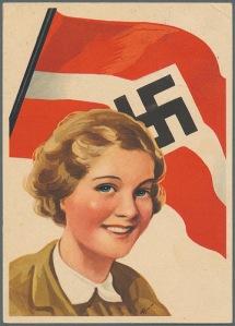 Muchacha nazi