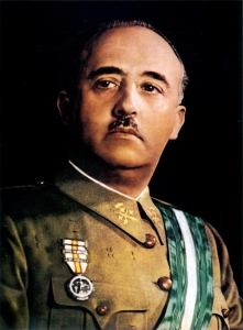Franco, jefe de Estado